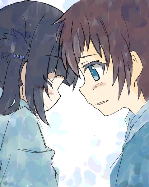【凪のあすから】美海×光