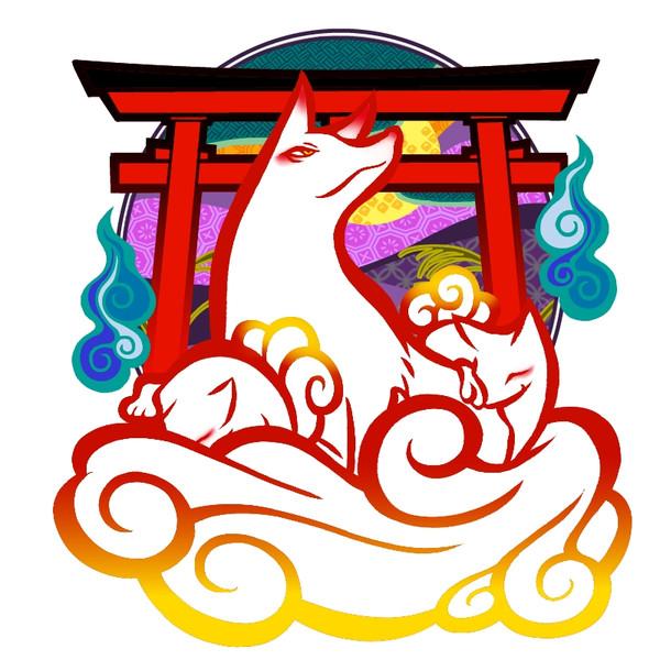 お稲荷さん Amenoka さんのイラスト ニコニコ静画 イラスト