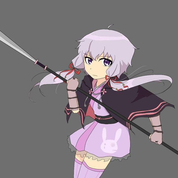 薙刀ゆかりん