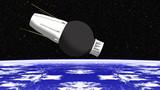 【MMD】人工衛星おおすみ【配布】