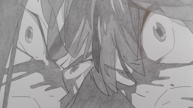 【シャーペン】キルラキルOP2