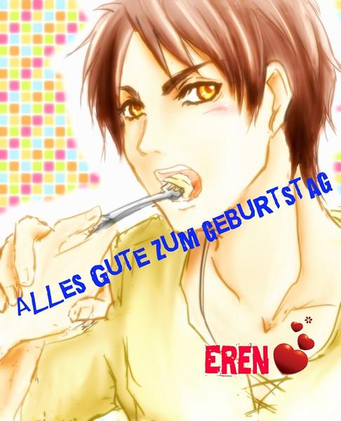 HappyBirthday Eren!!!