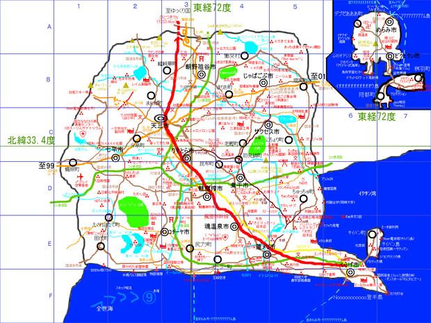 魔窟地図ver33.0