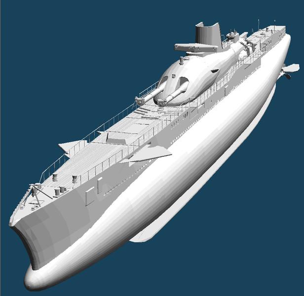 潜水艦伊507