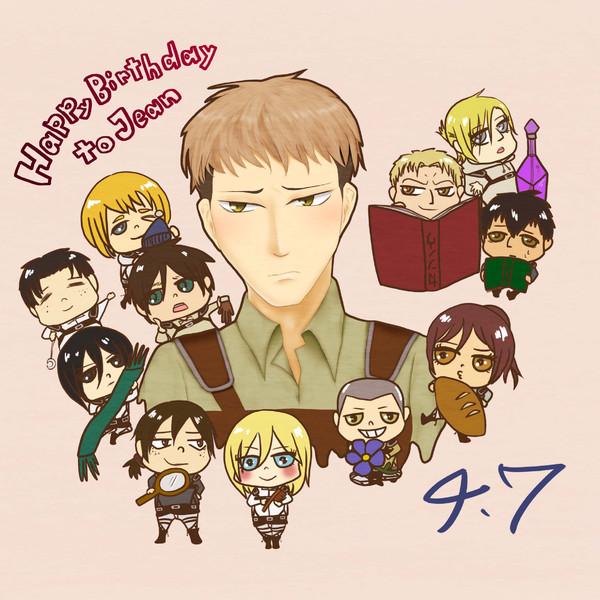 Happy Birthday to Jean 2014.4.7