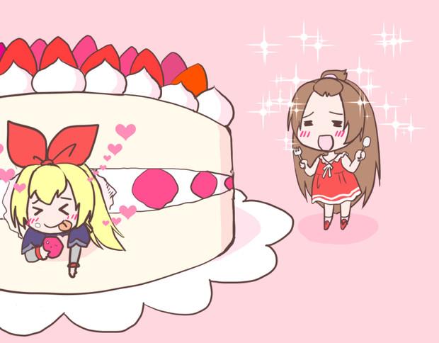 ケーキだいすき