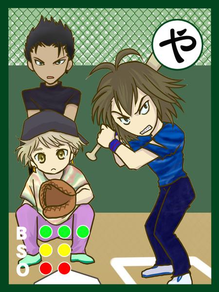 【ねこしゃくしー!】野球は【ZOLA PROJECT】