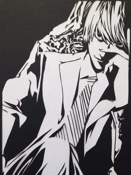 デスノート 八神 月 かずは さんのイラスト ニコニコ静画 イラスト