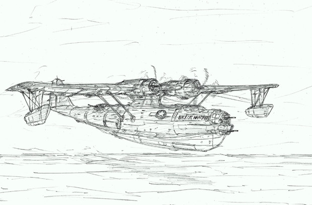 PBY カタリナ