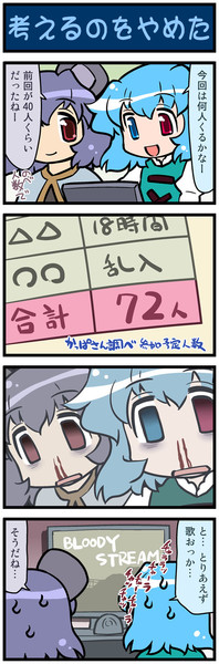 がんばれ小傘さん 1234