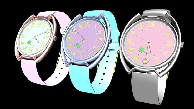 女のコ向け腕時計
