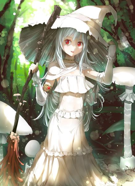 毒キノコの魔女