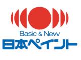 日本ペイント ロゴ 透過素材
