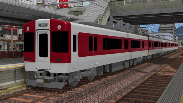 【MMD鉄道】近鉄5200系