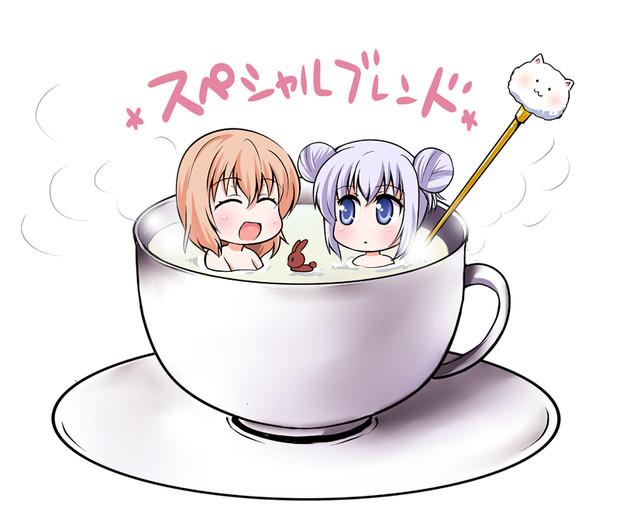 ココア&チノ