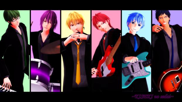 KISEKI Band!!