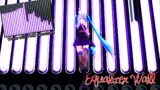【MMD】Equalizer Wall 【ステージ配布】