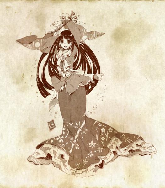 縁起風姫様
