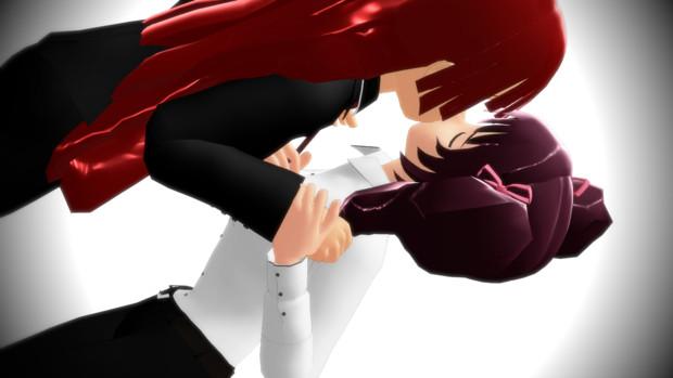 接吻その2
