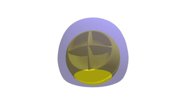 【MMD-OMF4】パワーボール