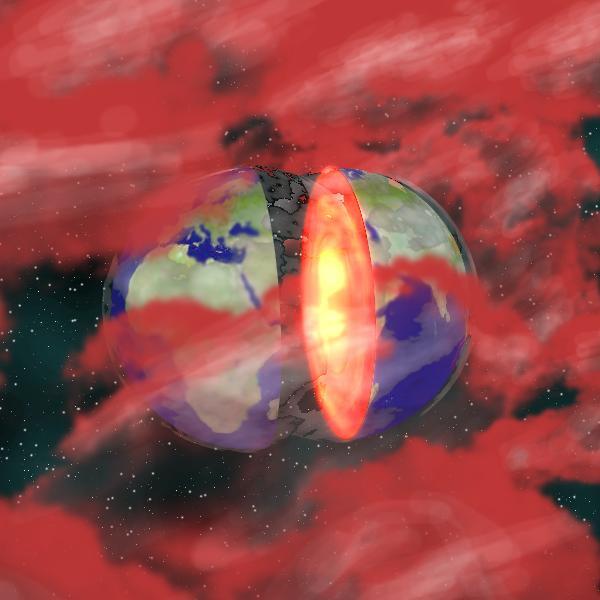 【OMF4】割れる地球ver1.0