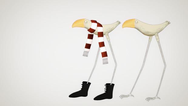 【MMD-OMF4】The Osbick Bird