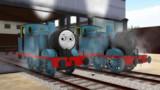 【MMD-OMF4】機関車ファウラー【配布】