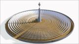 【MMD】タワー式太陽熱発電所【配布】