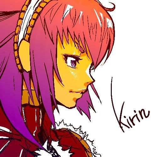 キリンです。 2009-01-31 / Hidy...