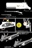 【MMD-OMF4】マミさん武器セット【まどマギMMD】