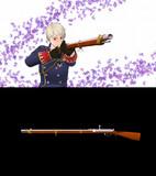 【MMD-OMF4】ドライゼ銃【アクセサリ配布】