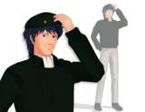 【MMD-OMF4】ヤン・ウェンリー【銀河英雄伝説】