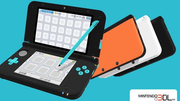 【MMD】3DでLLな携帯ゲーム機
