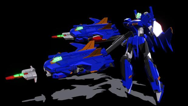 RX-78E GT-FOUR 配布有り