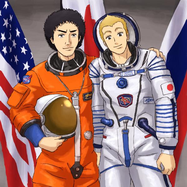 Astronaut & Космонавт