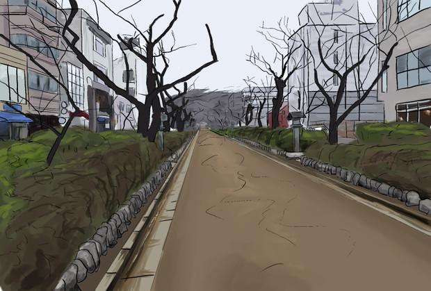 鶴岡八幡宮参道