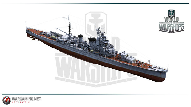 WoWs(青葉)