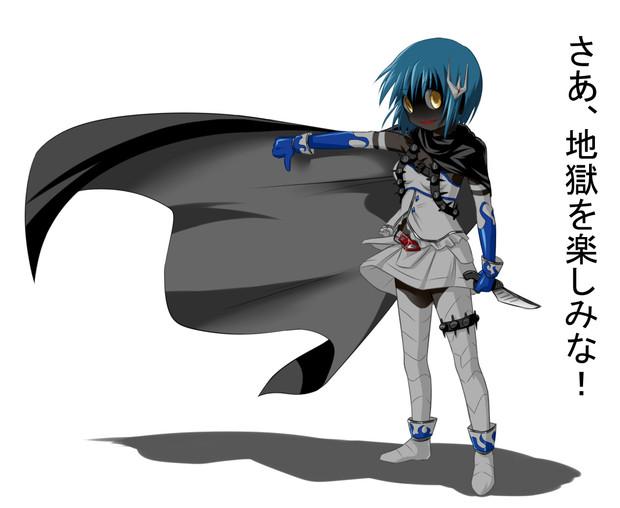 魔法ライダーさやかエターナル(闇落ち)