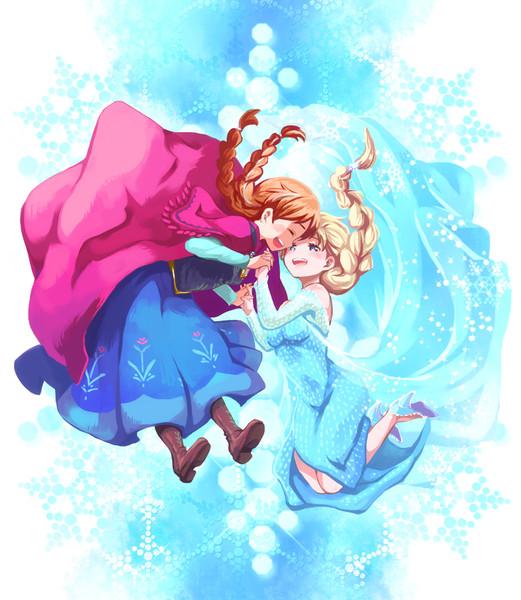 アナと雪の女王 さんのイラスト ニコニコ静画 イラスト