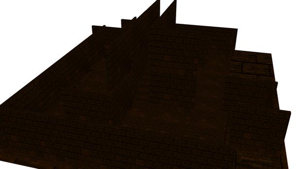 レンガ階段1.1