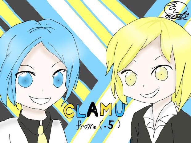 CLAMU   from(.5)