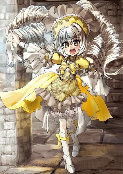村のお姫様
