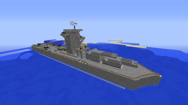 【大和帝國海軍】磐城型戦艦一番艦磐城