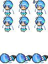 RPGツクール用蒼姫ラピスサイドビュー2