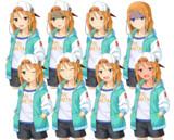 【立ち絵更新】結城晴2.0だぜ!
