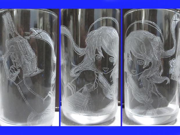 浦風グラス