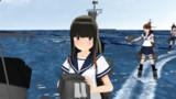 【MMDモデル配布】特型駆逐艦 初雪【MMD艦これ】