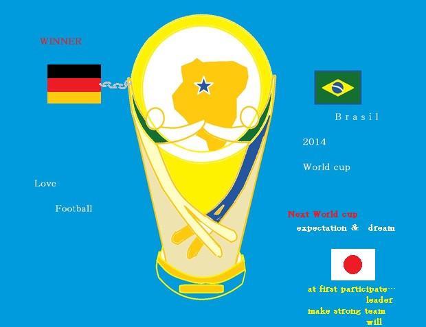 "WORLD CUP BRASIL ""2014"""