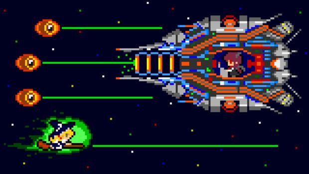 超時空戦闘機マリサ