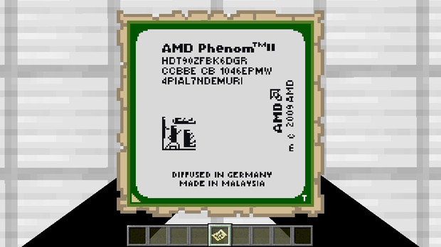 【Minecraft】 AMD